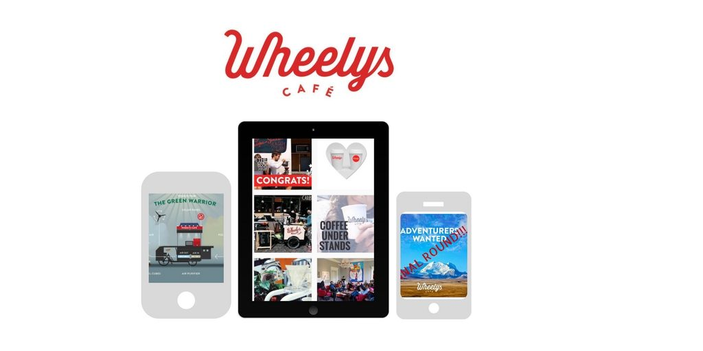 Wheelys Portfolio Preview Image